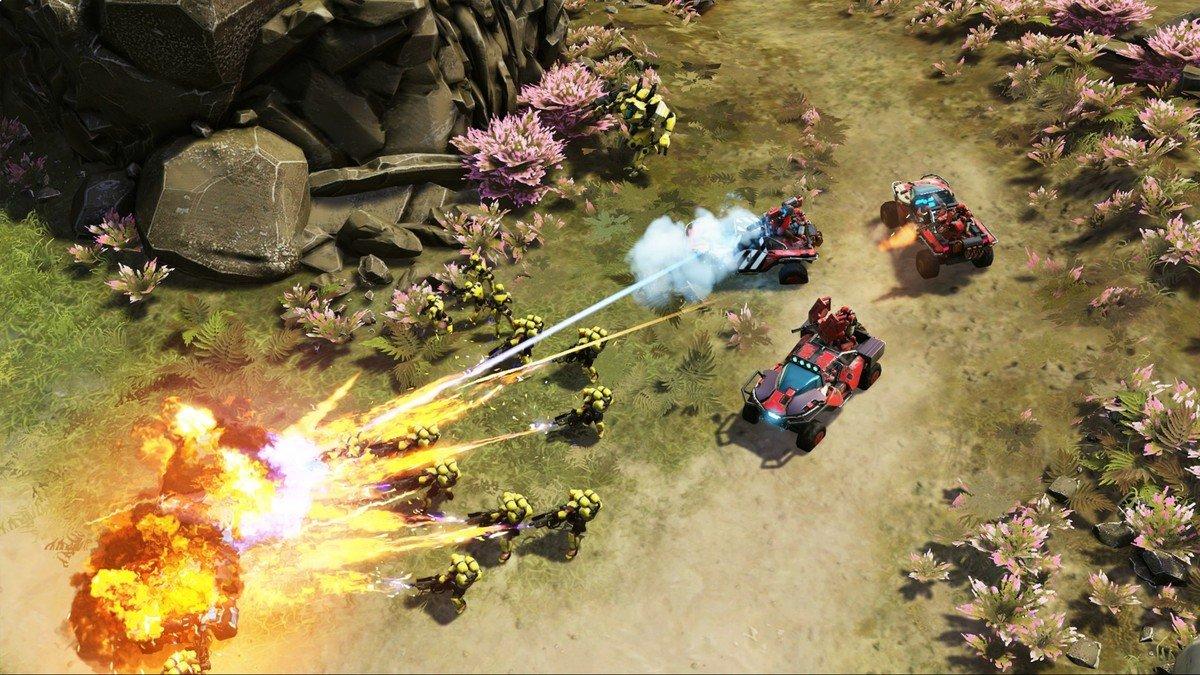 Halo Wars 2 — Лучшие игры 2017 — Disgusting Men — Отвратительные мужики