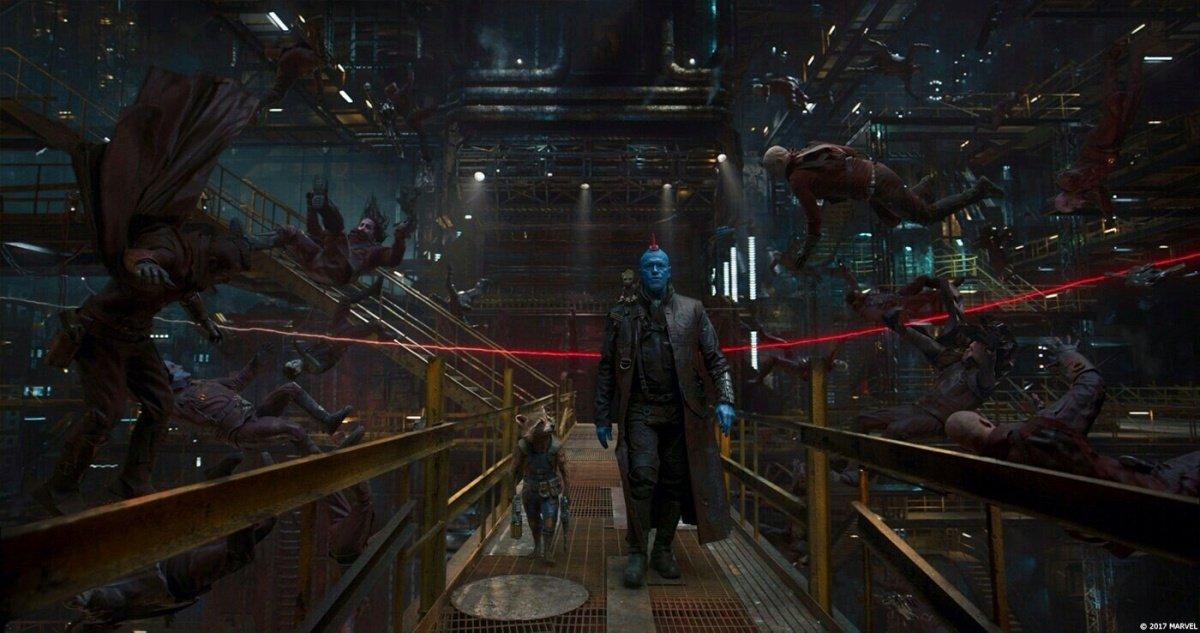 Лучшие фильмы 2017 года — Стражи Галактики 2 — Отвратительные мужики Disgusting Men — 2017 Best Movies
