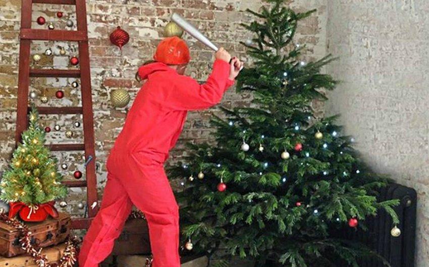 рождественская комната ярости отвратительные мужики disgusting men