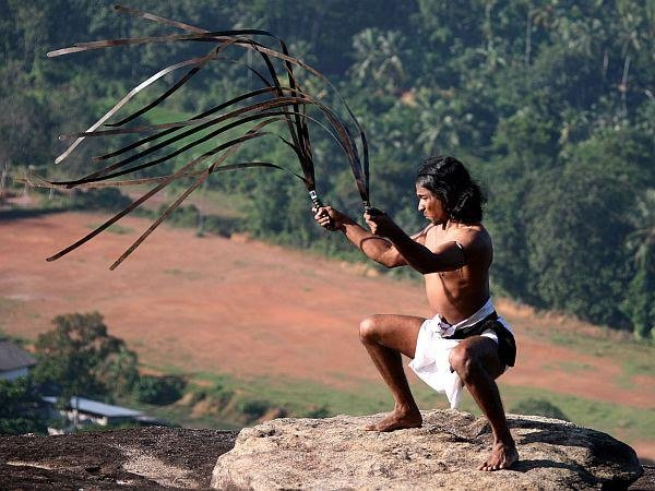 история Каларипаятту индийский боевой стиль отвратительные мужики disgusting men