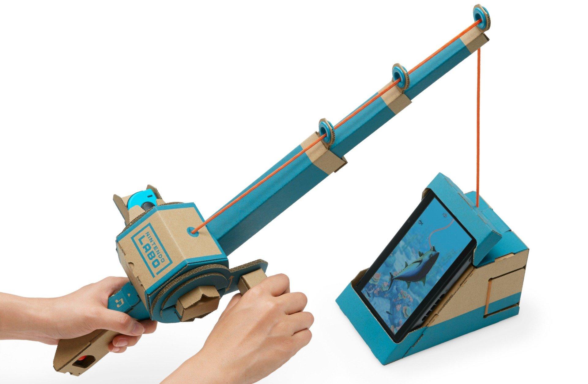 Nintendo Switch картонный конструктор Toy-Con нинтендо картонка отвратительные мужики disgusting men