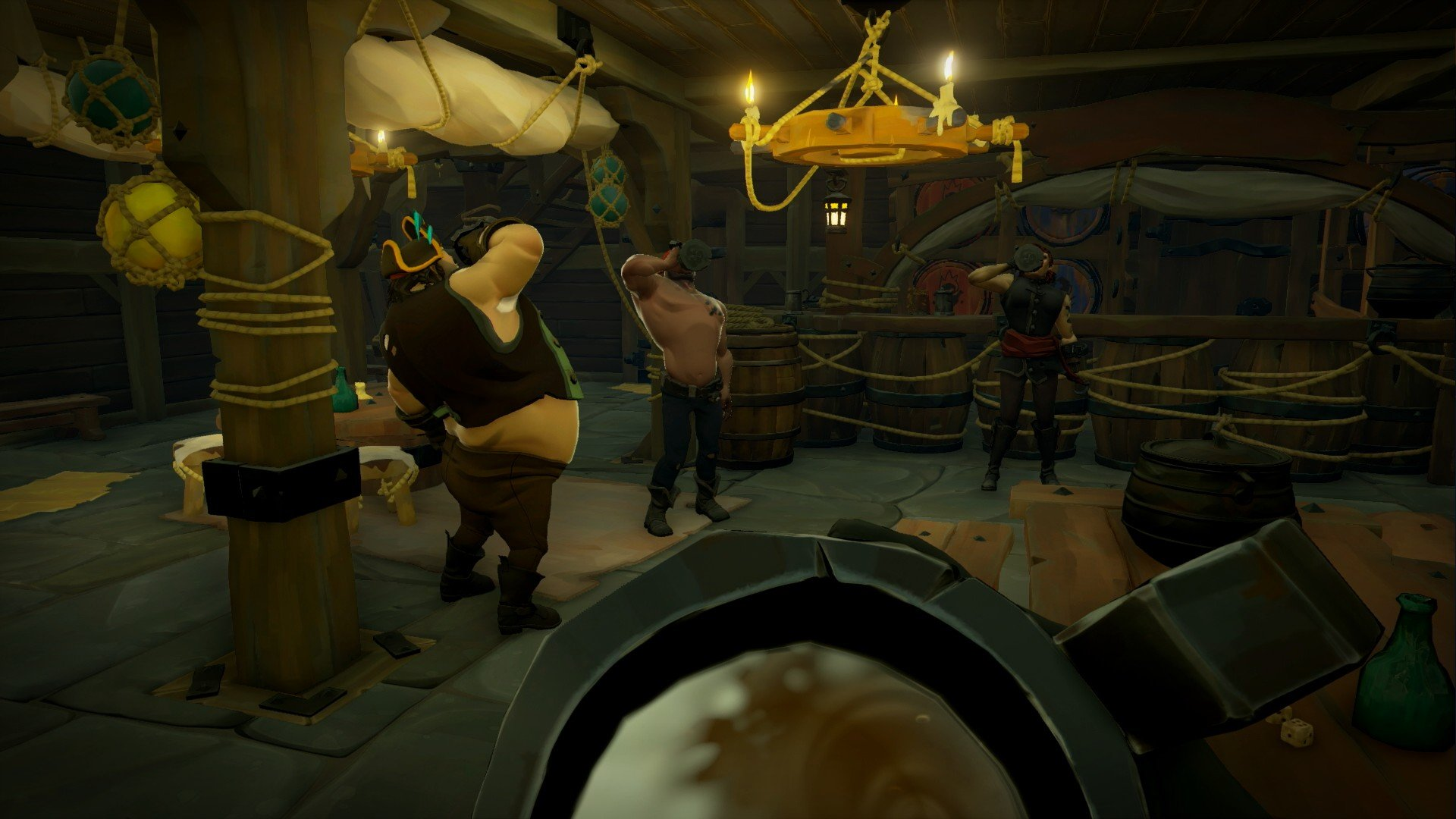 Sea of Thieves Обзор — Бета