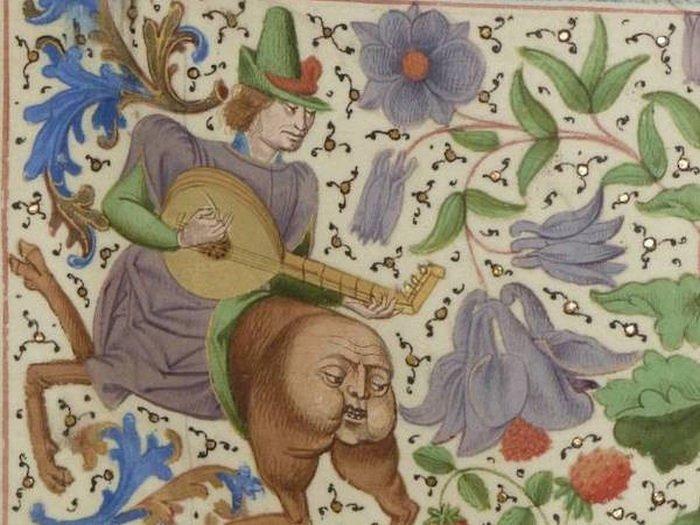 средневековые загадки тест отвратительные мужики disgusting men