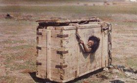 Монгольская тюрьма размером с ящик: как степняки наказывали за прелюбодеяния и бунты
