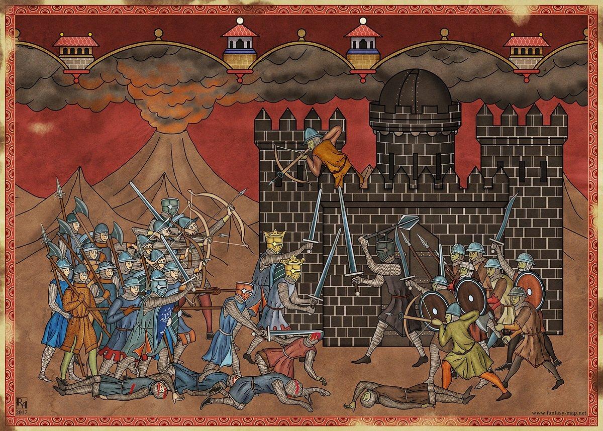 Robert Altbauer роберт альбатор средневековый лавкрафт в средневековье отвратительные мужики disgusting men
