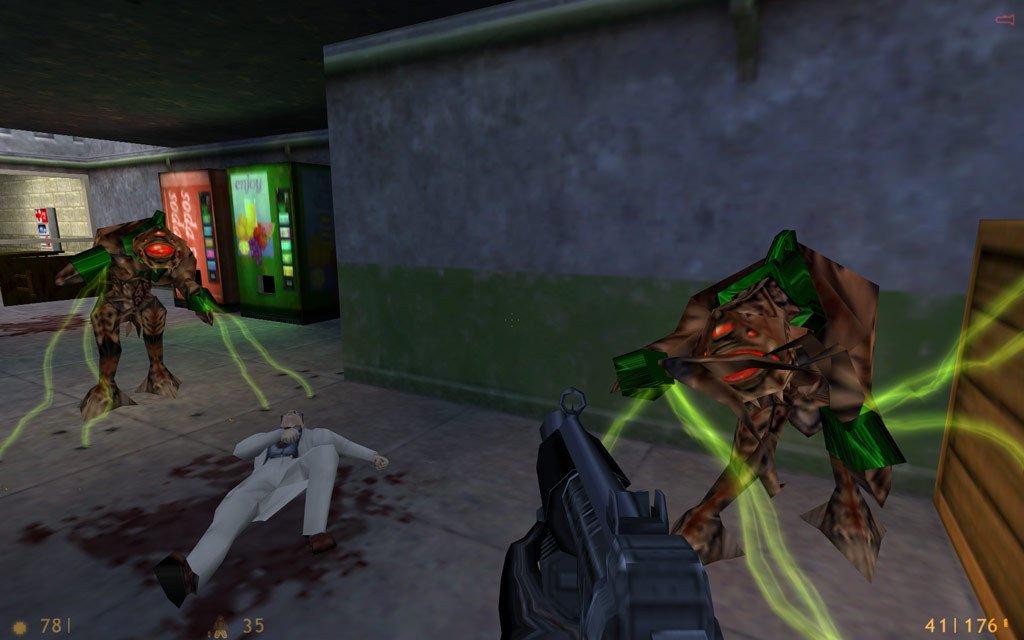 Half Life 20 лет игр нет Disgusting Men Отвратительные мужики