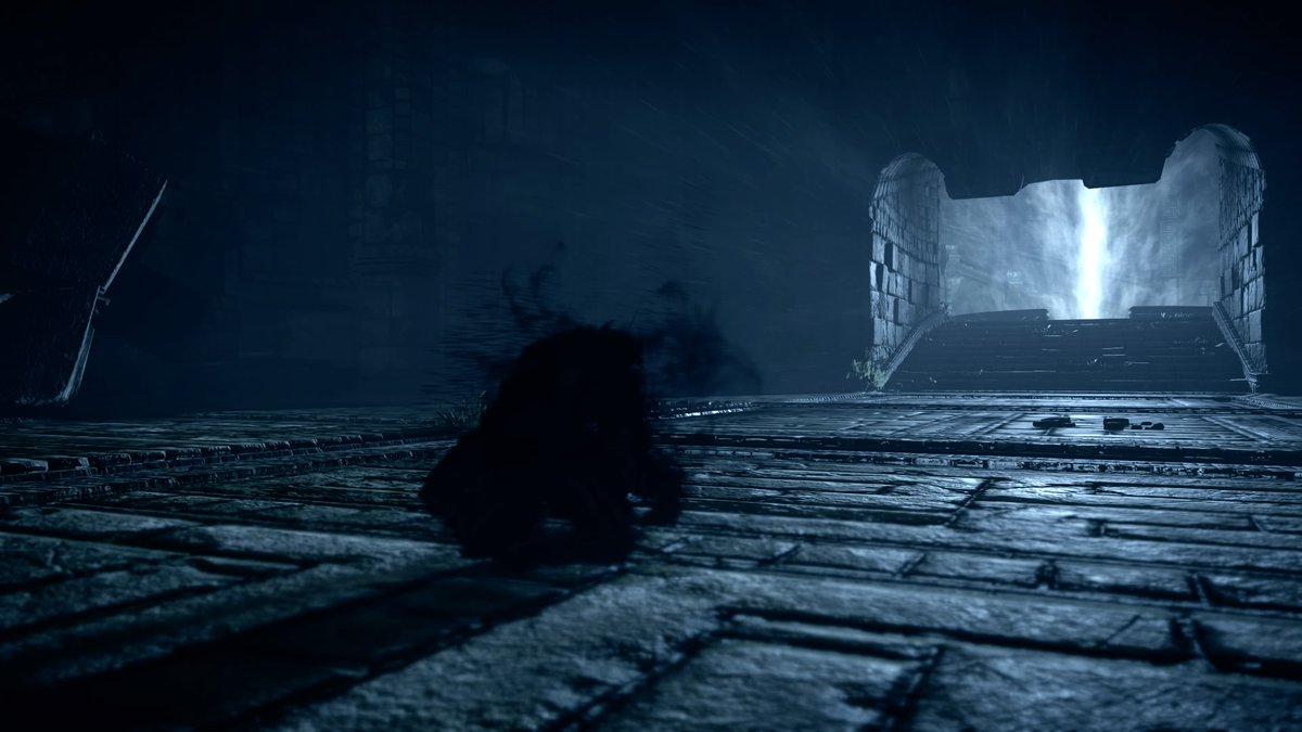 философские отсылки в Shadow of the Colossus Дормин отвратительные мужики disgusting men