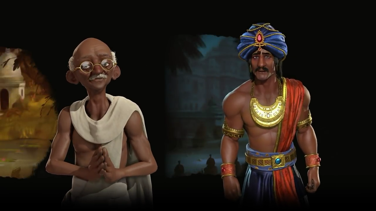 Sid Meier's Civilization VI: Rise and Fall обзор отвратительные мужики disgusting men