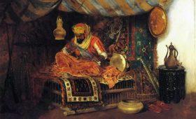 Африканцы в средневековой Европе