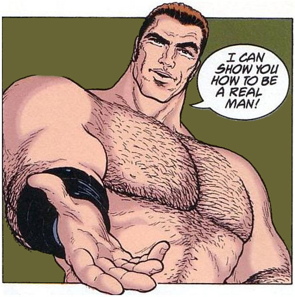 чтиво под пиво комиксы арт отвратительные мужики disgusting men