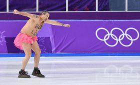 Понедельник начинается с дичи: главный Отвратительный мужик этой Олимпиады