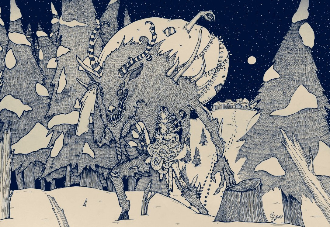 степан ионов st.ion st ion художник графика хтонические боги древние божества лавкрафта отвратительные мужики disgusting men