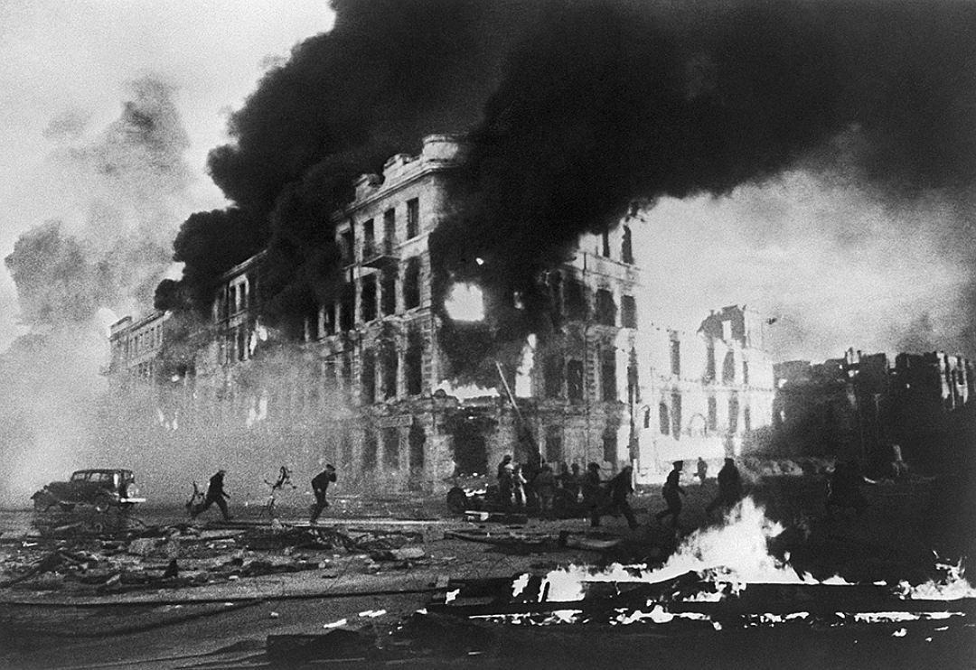 сталинградская битва 75 лет история отвратительные мужики disgusting men