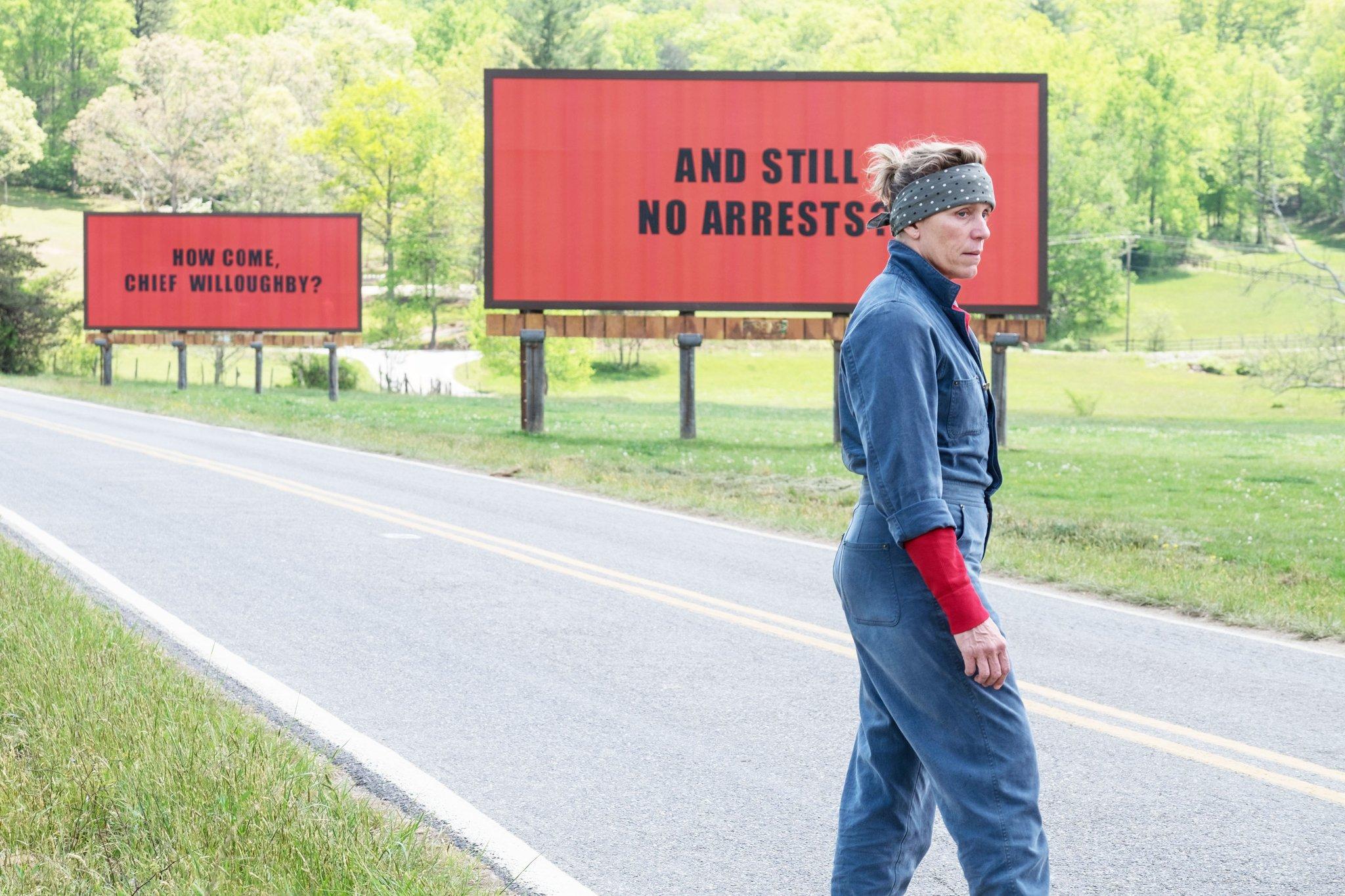 фильм Три билборда на границе Эббинга, Миссури рецензия обзор отвратительные мужики disgusting men