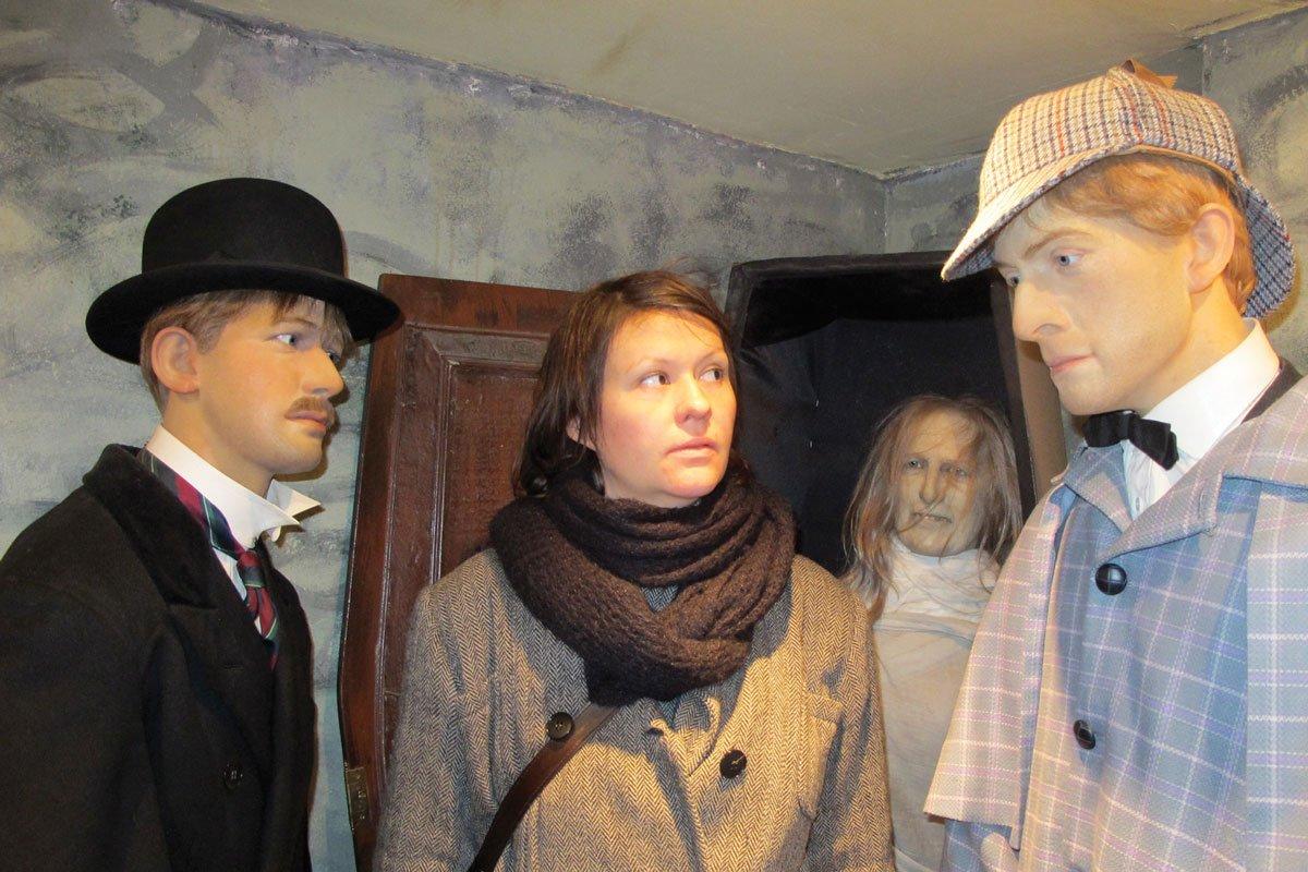 музей шерлока холмса отвратительные мужики disgusting men