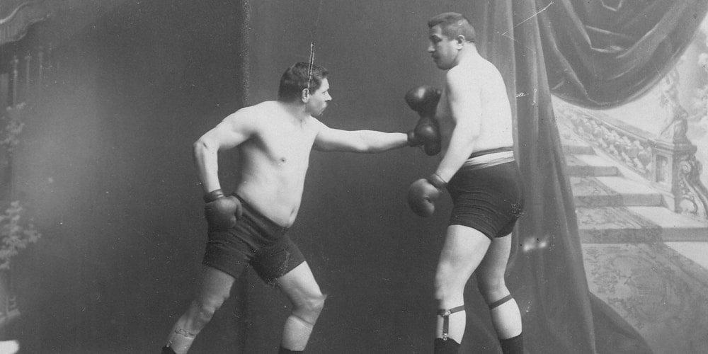 бокс история отвратительные мужики disgusting men