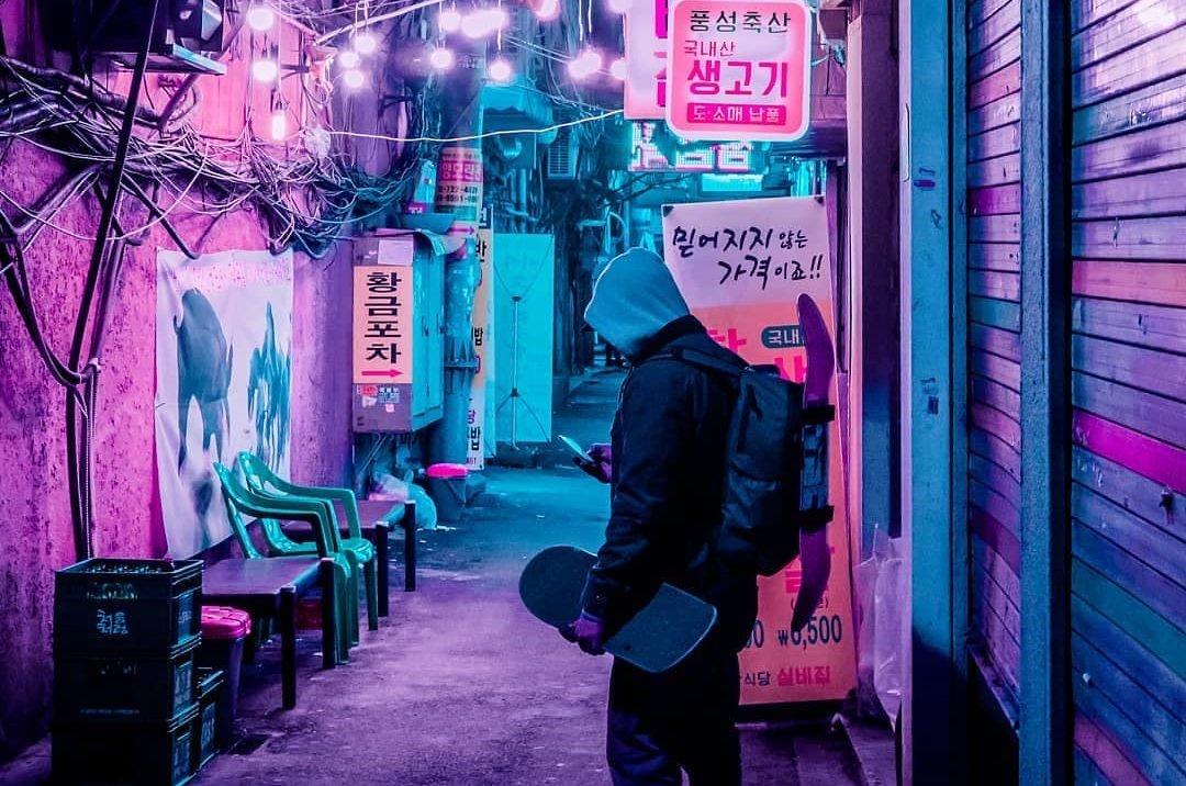 эстетика киберпанка фото азия стив роэ отвратительные мужики disgusting men
