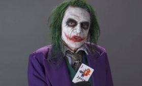 Кинопробы Томми Вайсо на роль Джокера — лучшее видео дня