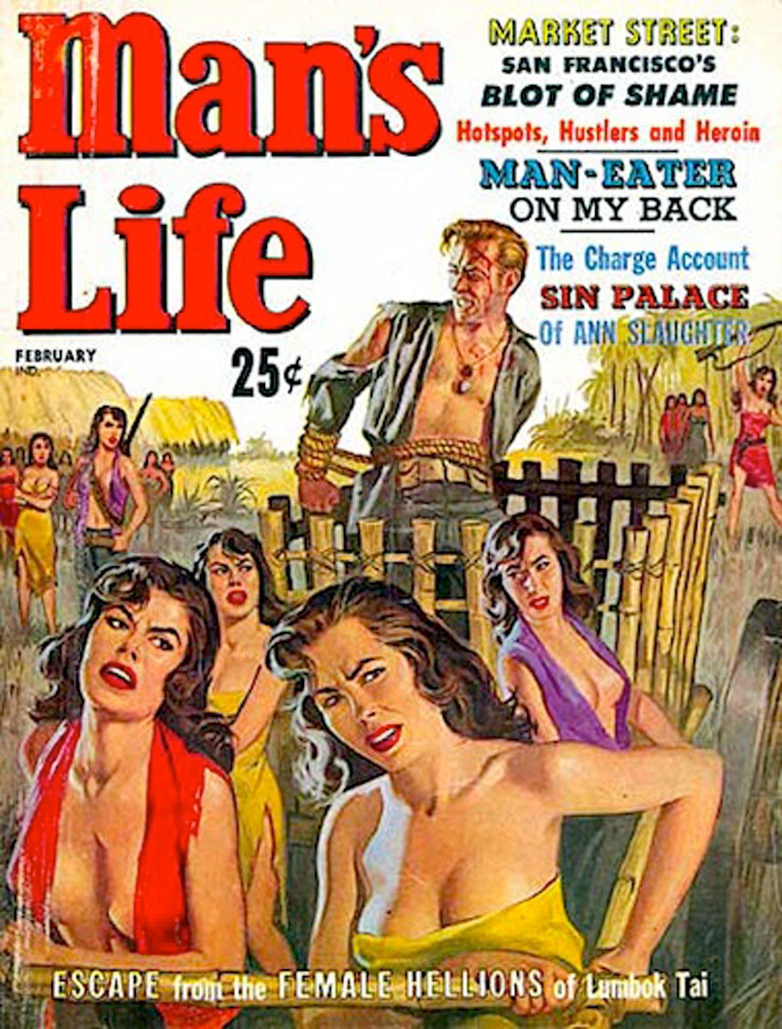 мужской журнал обложки man's life отвратительные мужики disgusting men