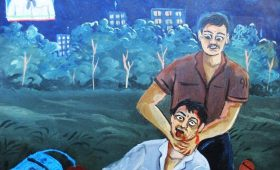 Ретаблос — безумные иконы наркоторговцев из Мексики