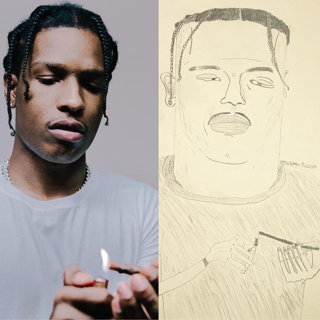 Ballpoint Papi art художник отвратительные мужики disgusting men