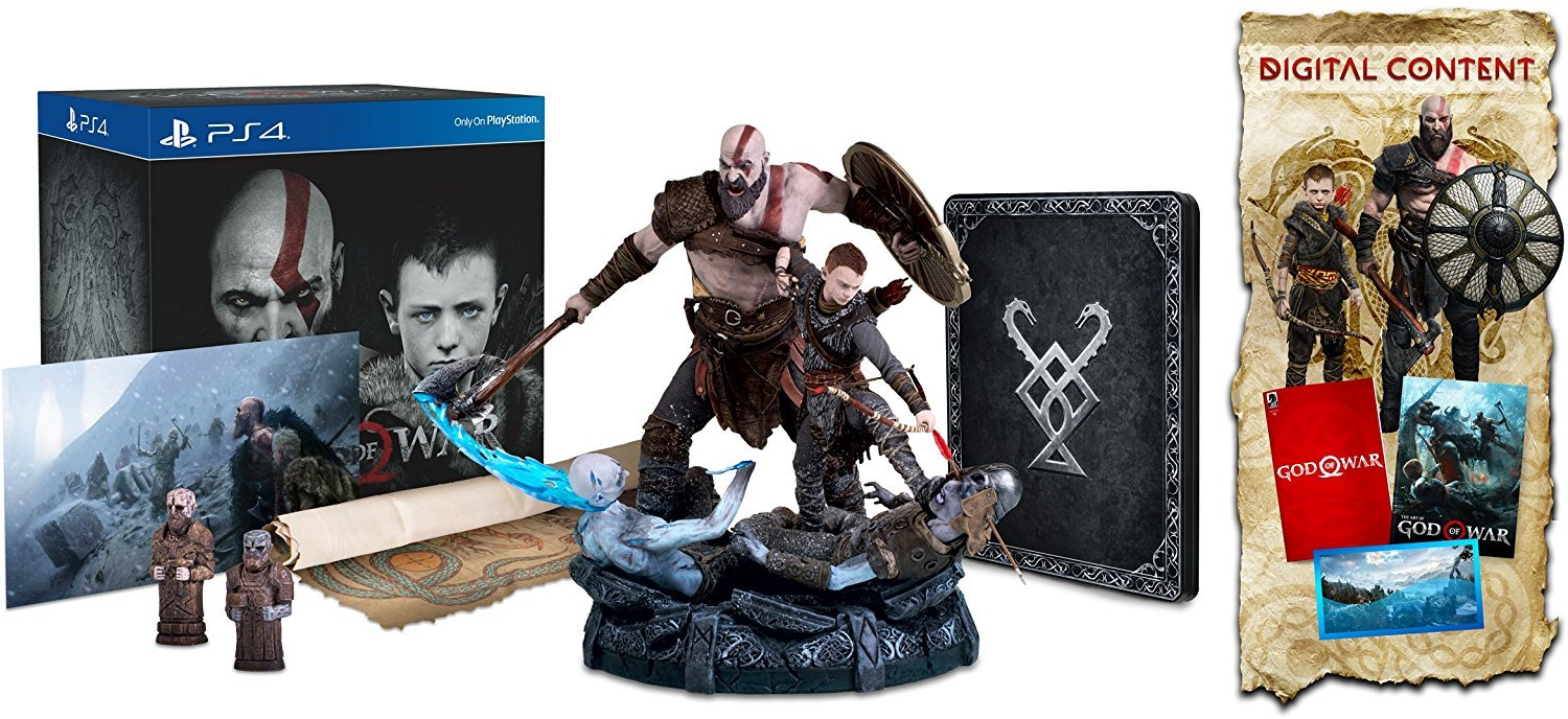 God of War Collectors