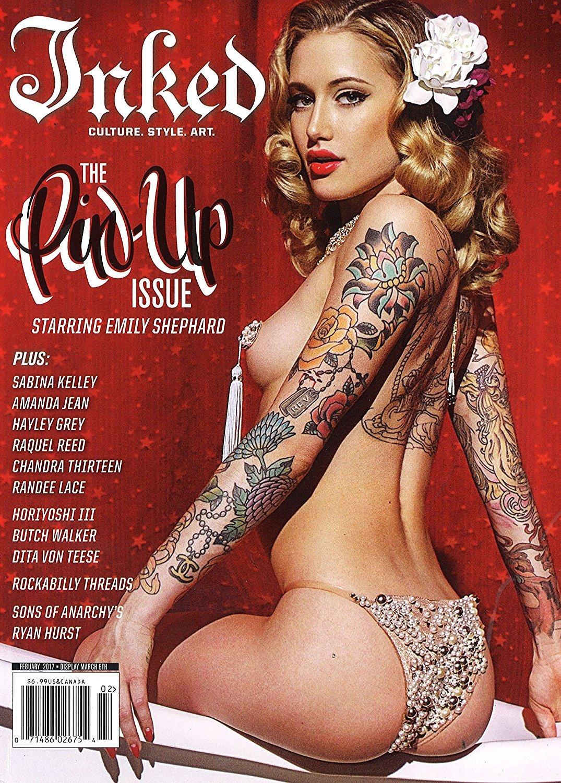 inked татуировки девушки отвратительные мужики disgusting men