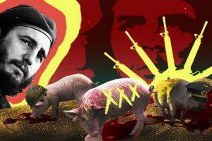 операция в заливе свиней история отвратительные мужики disgusting men