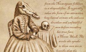 Кит-зомби и женщина с конским черепом вместо головы — бестиарий малоизвестных тварей