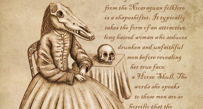 bruno santos monsers бруно сантос монстры мифология самые экзотические демоны екаи призраки легенды отвратительные мужики disgusting men