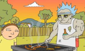 Видео: серия «Рика и Морти», которую Adult Swim выпустил на 1 апреля