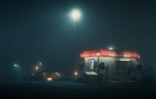 Фото: идеальные пейзажи для «Настоящего детектива»