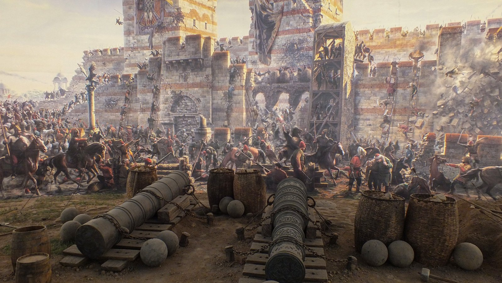 падение константинополя 1453 падение византии мехмет ii отвратительные мужики disgusting men