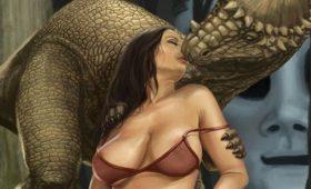 Эротика с динозаврами — какого черта этот жанр литературы вообще существует?!