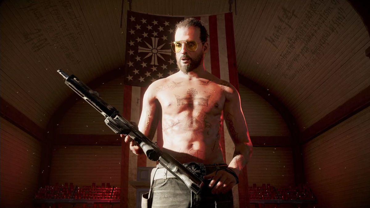 Far Cry 5 Иосиф Сид