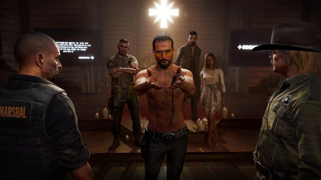 Far Cry 5 генератор культов