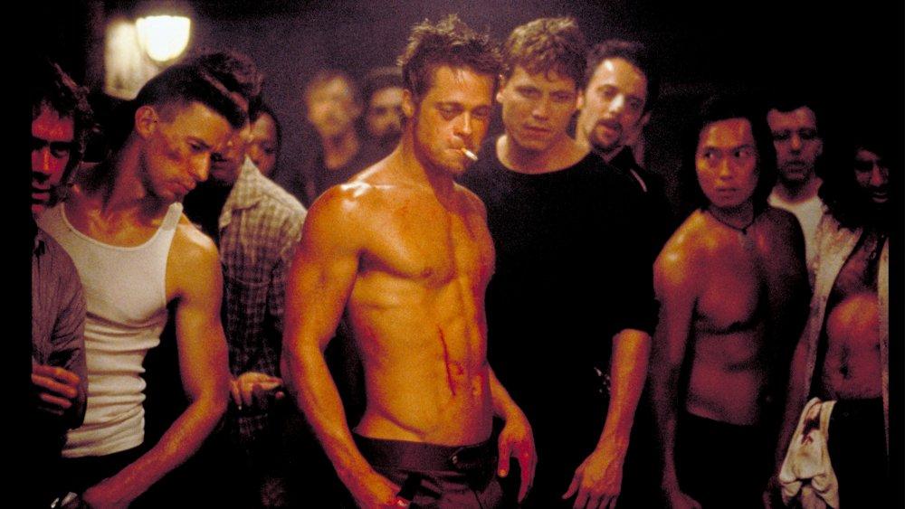 бойцовский клуб понедельник начинается с дичи отвратительные мужики disgusting men