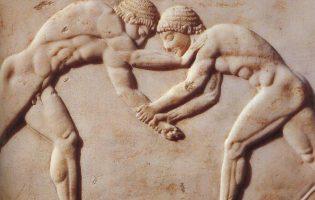 Греко-римская борьба: настолько крутой вид единоборств, что им пользуются даже коалы