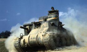 5 самых неординарных танков Второй мировой