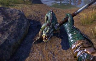 Случайные обзоры: Morrowind на Xbox One, Dead in Vinland и крабовые палочки