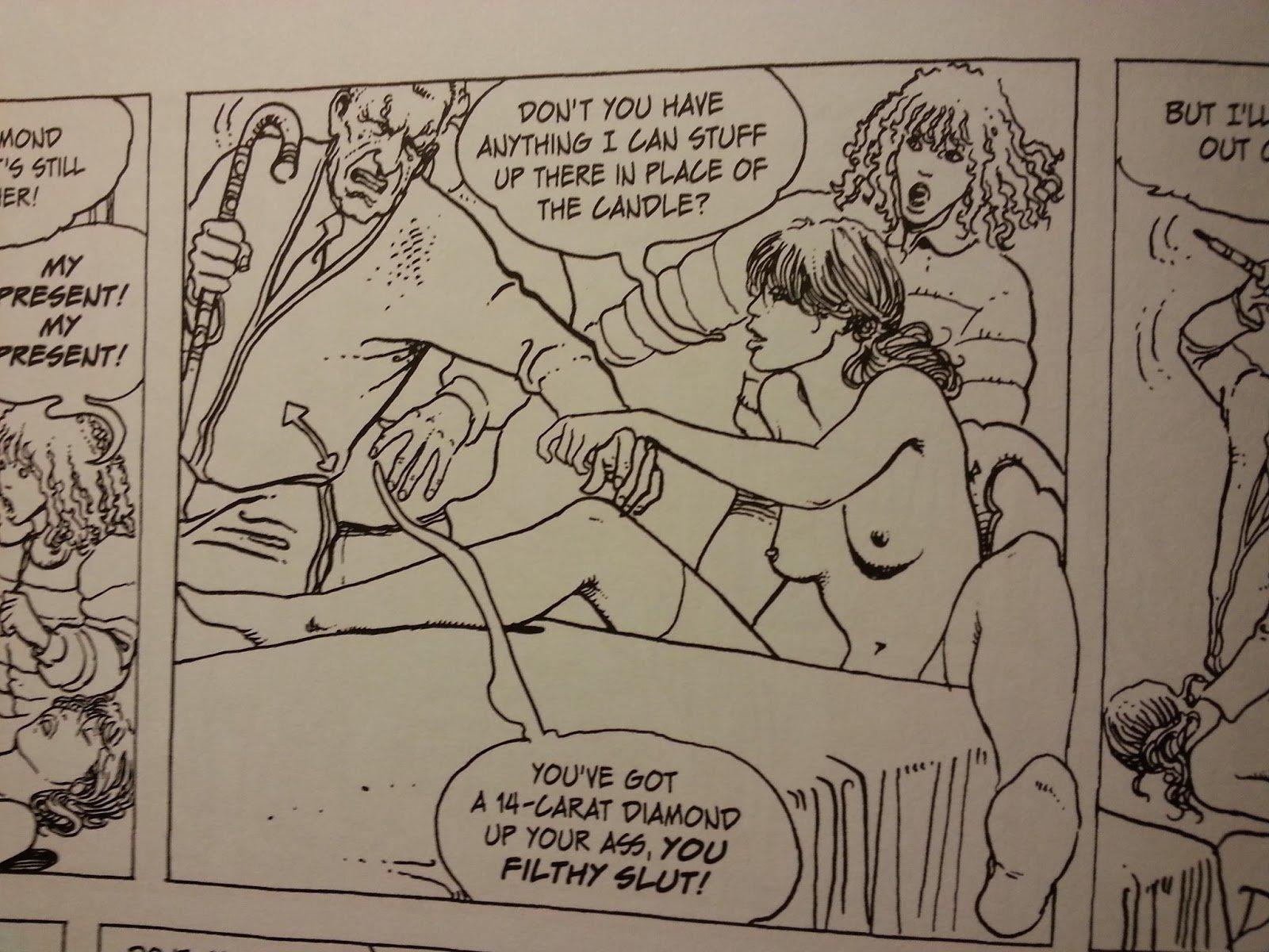 комикс клик мило манара случайные обзоры отвратительные мужики disgusting men