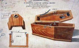 Простое устройство, которое поможет вам, если вас похоронили заживо!