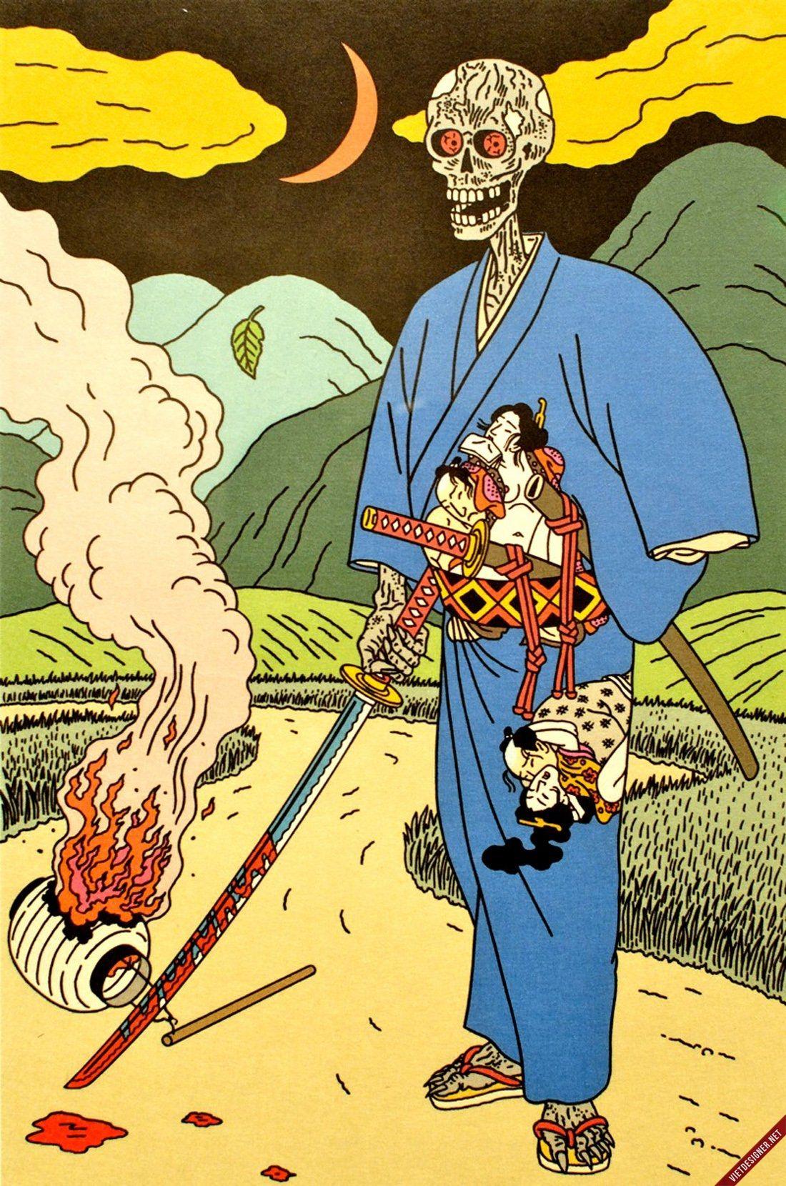 хоррор эротика тошио саеки картины toshio saeki отвратительные мужики disgusting men