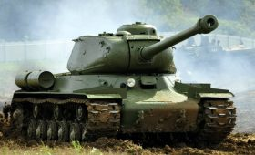 4 самые брутальные боевые машины Второй мировой войны