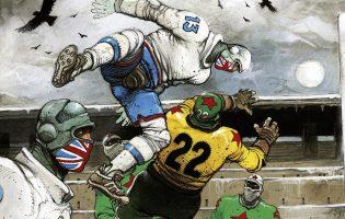 Чтиво под пиво: 3 комикса о футболе