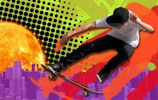 Пятничный скейт-панк