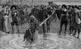 Зачем была нужна охота на ведьм?