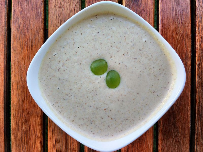 холодный суп рецепты отвратительные мужики disgusting men