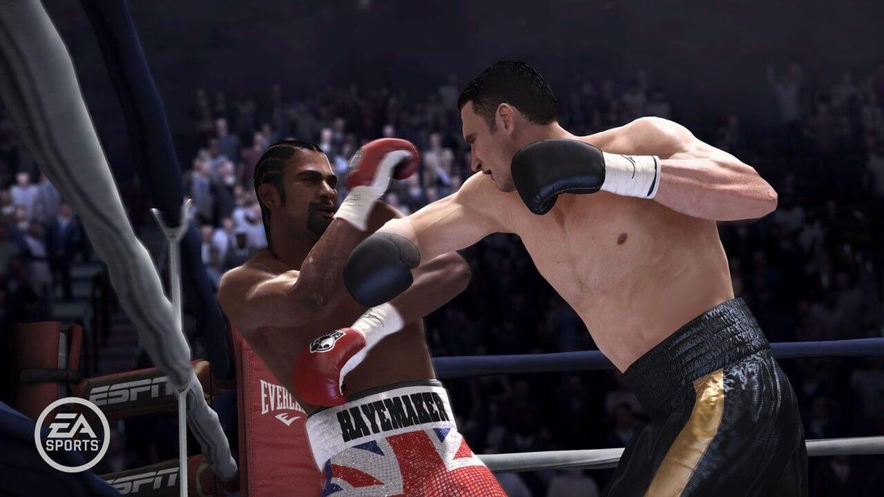 fight night champion федерация бокса россии