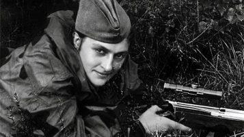 Снайперы, танкистки и морпехи: женщины на фронтах Великой Отечественной